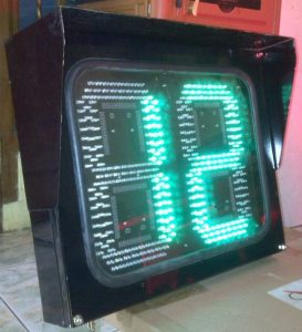 Jual Counter Down Traffic Light